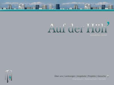 Auf der Höh Immobilien GmbH