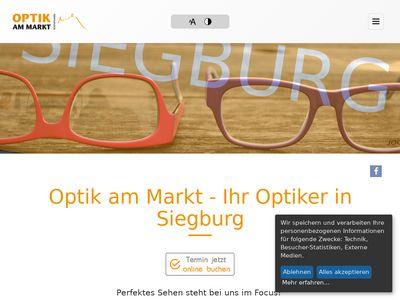 Optik am Markt Werner Schroer e.K.
