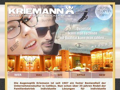 Augenoptik Kriemann