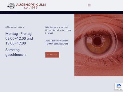 Augenoptik Ulm