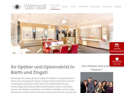Augenoptik Weinhardt