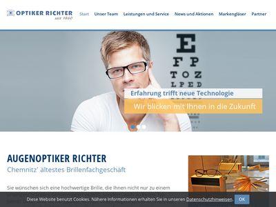 Optiker Richter