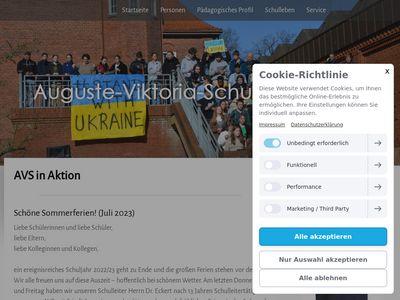 Auguste-Viktoria-Schule