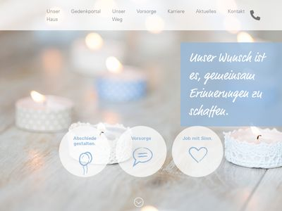 Bestattungshaus aus dem Siepen GmbH