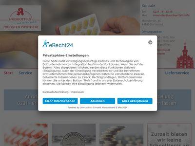 Münster Apotheke, Inh. Nicole Ausbüttel