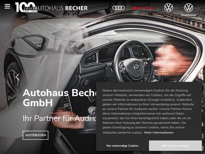 Autohaus Becher Wesel