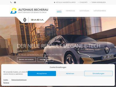 Autohaus G. Becherau GmbH