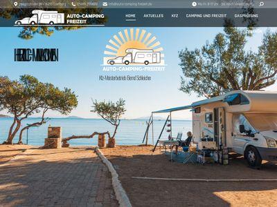 Auto Camping Freizeit Schleicher Cornberg