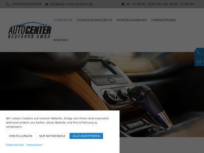Autocenterneufahrn GmbH