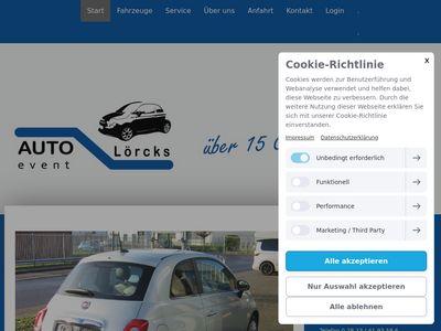 Auto Event Christoph Lörcks