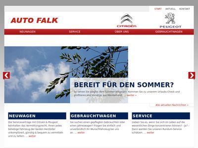 Autohaus F.A.L.K. GmbH