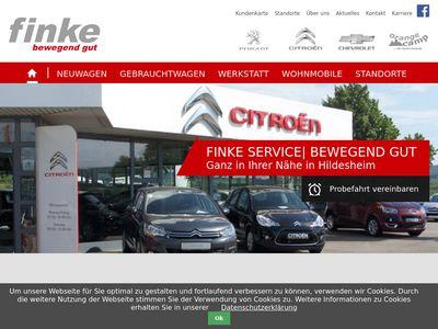 Autohaus K. Finke GmbH