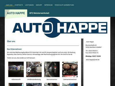 Auto Happe