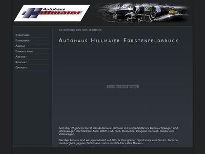 Autohaus Hillmaier