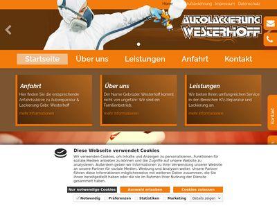 Autoreparatur und Lackierung Westerhoff