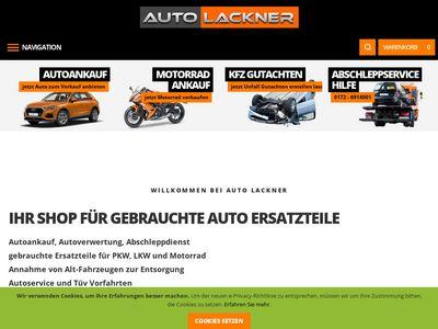 Auto-Lackner
