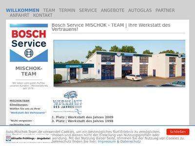 Bosch Service Mischok-Team