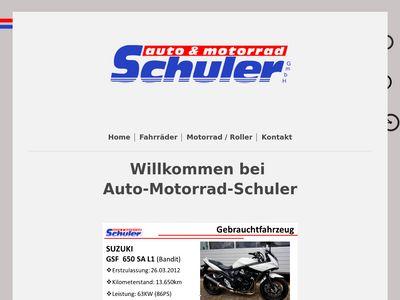 Auto & Motorrad Schuler GmbH