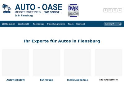 AUTO - OASE Kfz Werkstatt und Autohandel