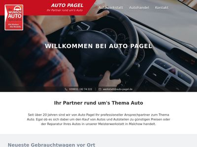 Auto Pagel / Autowerkstatt Pagel