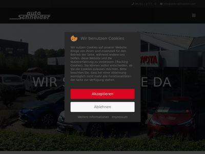 Auto Schneider GmbH