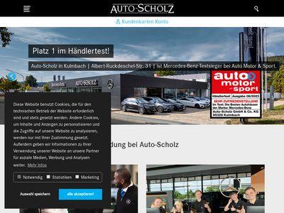 Mercedes-Benz Auto-Scholz in Bamberg