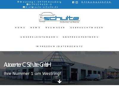 Autocenter C. Schulte GmbH