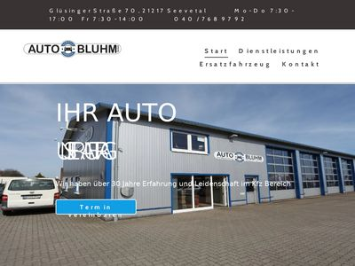 Auto Service Bluhm GmbH
