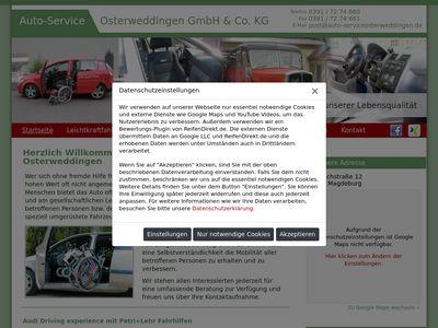 Auto-Service Osterweddingen