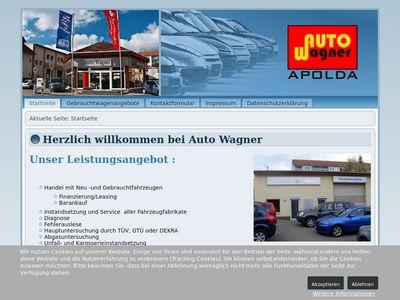 Auto Wagner Apolda