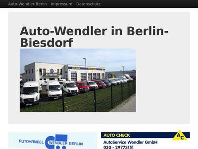 AutoService Wendler GmbH