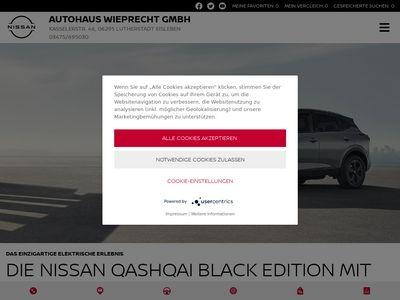 Autohaus Wieprecht GmbH Autoverkauf