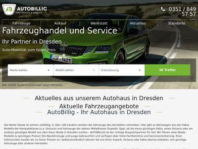 Auto Billig Dresden