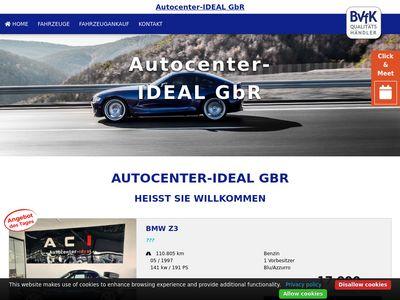 Autocenter-IDEAL