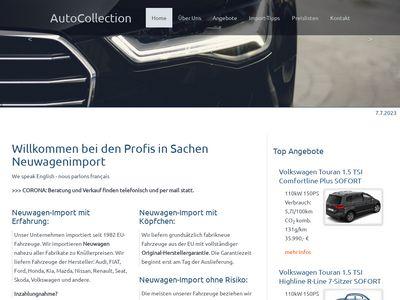 Auto Collektion