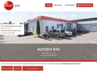 ATA GmbH - Autoteile u. Zubehör