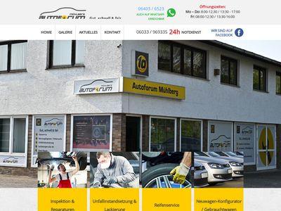 Autoforum Mühlberg
