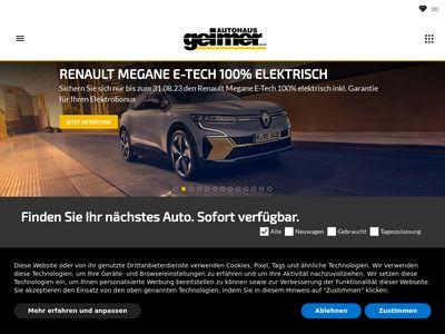 Autohaus Geimer