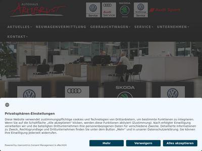 Autohaus Armbrust GmbH&Co.KG