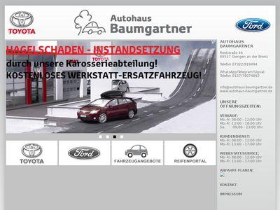 Autohaus Baumgartner GmbH