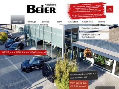 Peugeot Autohaus Werner Beier GmbH