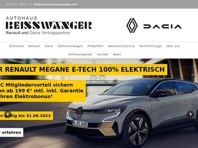 AH Beisswänger GmbH