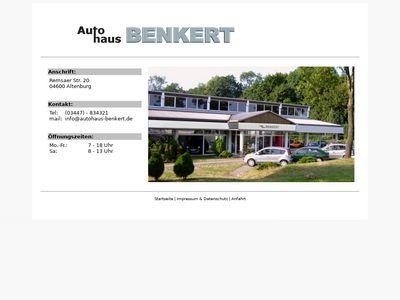 Autohaus Benkert GmbH