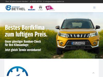 Autohaus Bethel GmbH