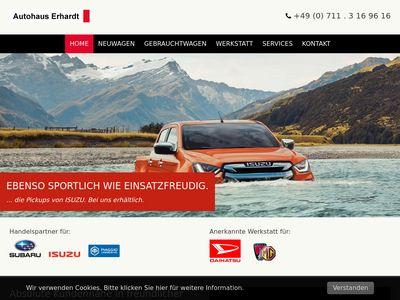 Autohaus Erhardt GmbH