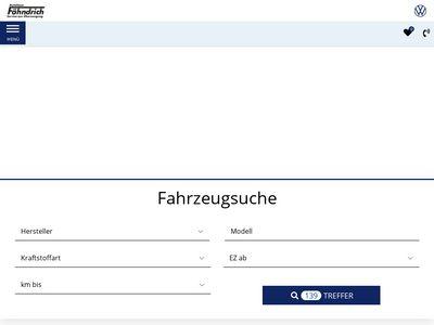 Autohaus Fähndrich Herlazhofen