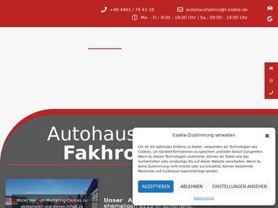 Autohaus Fakhro