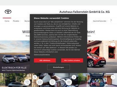 Autohaus Falkenstein GmbH & Co. KG