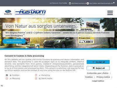 Autohaus Feistkorn
