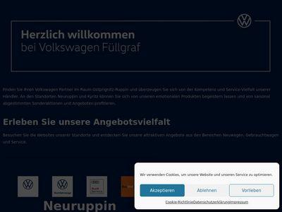 Autohaus Füllgraf Neuruppin GmbH